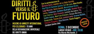 Amnesty International Diritti verso il Futuro