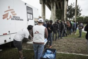 US ASYLUM RESTRICTIONS ARE DEEPENING THE CRISIS ALONG THE MEXICA