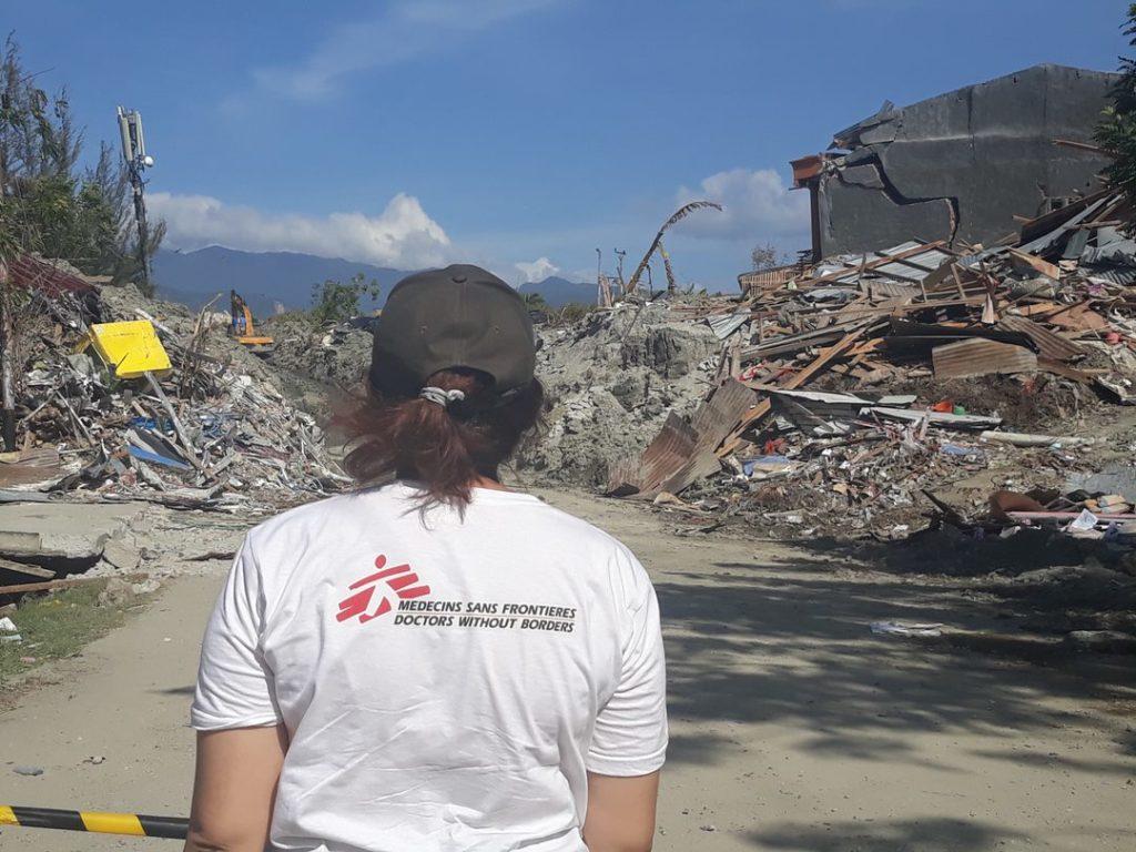 Medici Senza Frontiere Indonesia