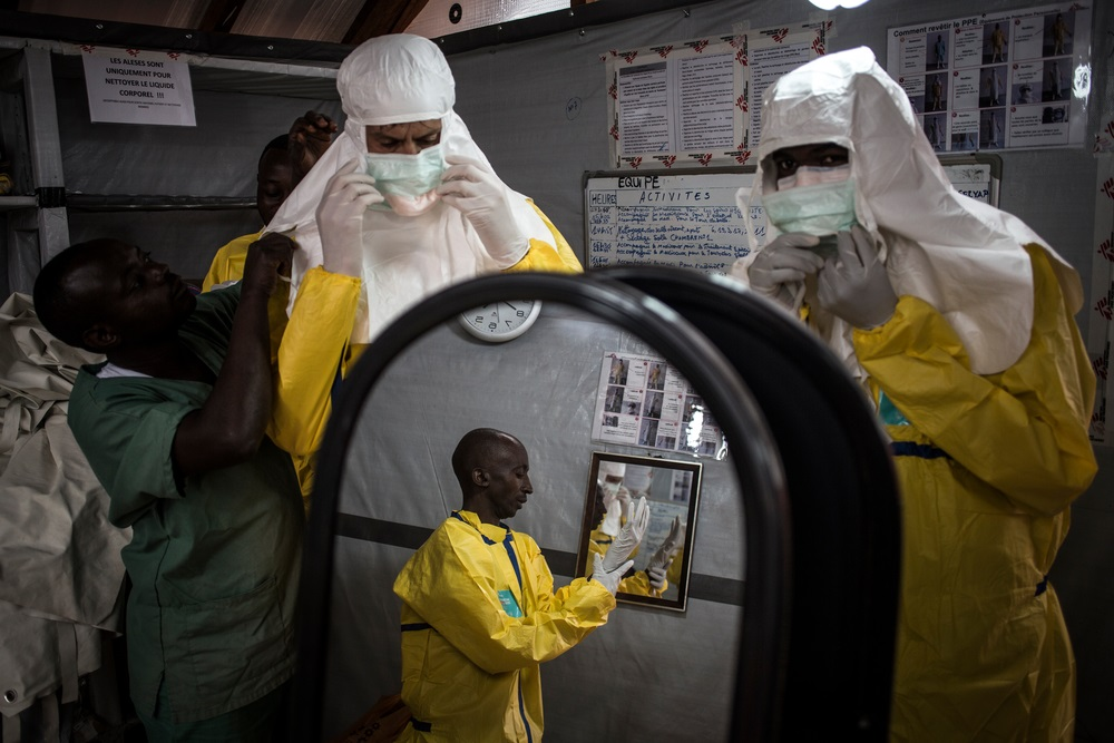 Ebola outbreak - Butembo