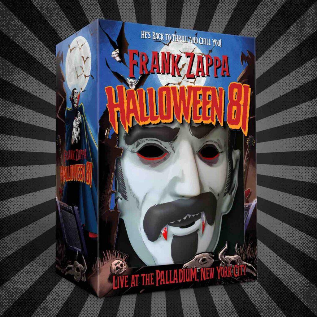 Frank Zappa Box Set Halloween 1981