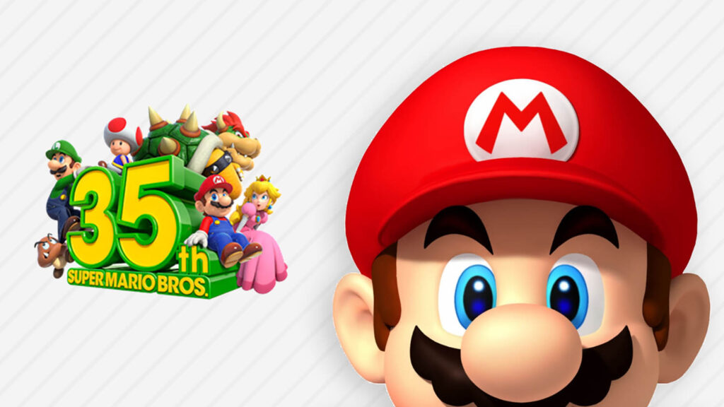 Super Mario 35 anni novità Nintendo