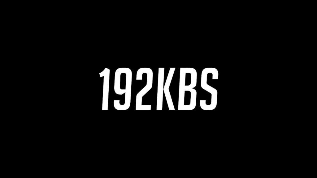 192 kbps