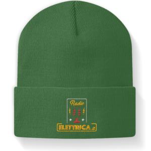 cappellino radio elettrica verde